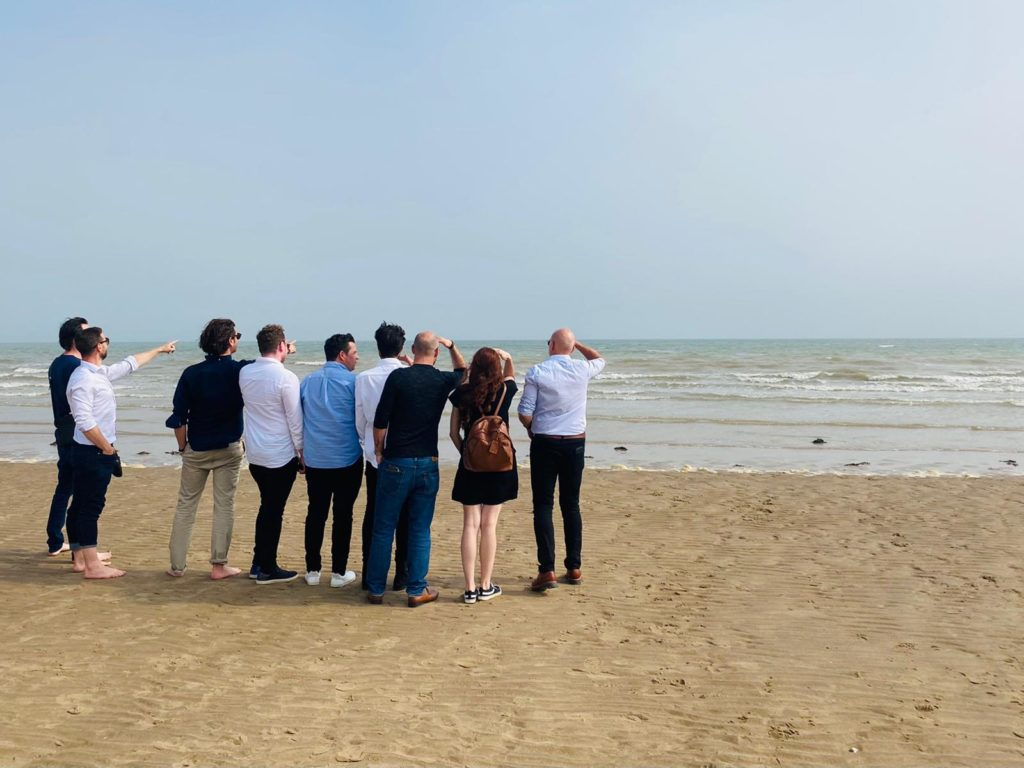 Nicholson's 2021 Summer Party - Camber Sands
